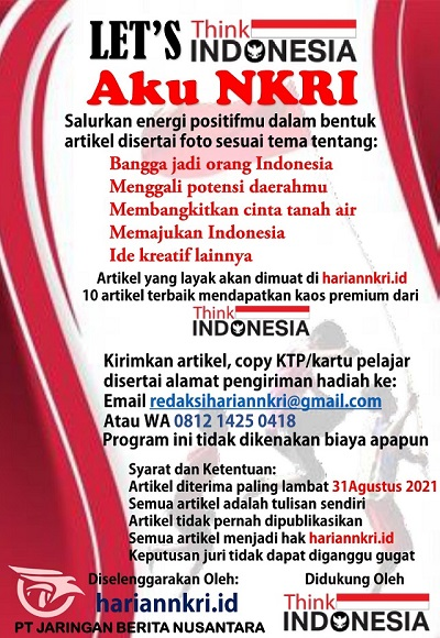 Lets Think Indonesia